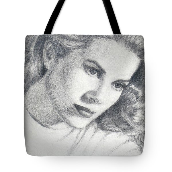 Grace Tote Bag by Sarah Parks