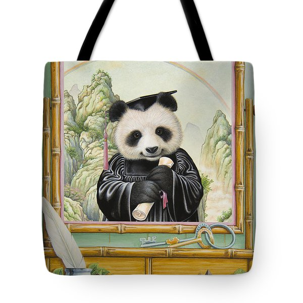Graduation Day Tote Bag by Lynn Bywaters