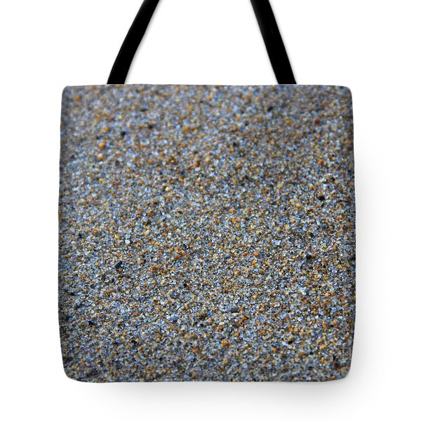 Grainy Sand Tote Bag by Michael Mooney