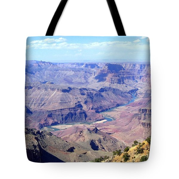 Grand Canyon 64 Tote Bag by Will Borden