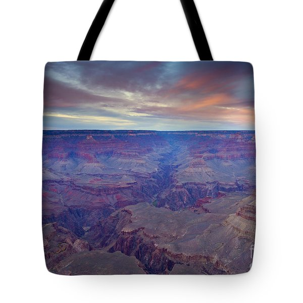 Grand Canyon Dusk Tote Bag by Mike  Dawson