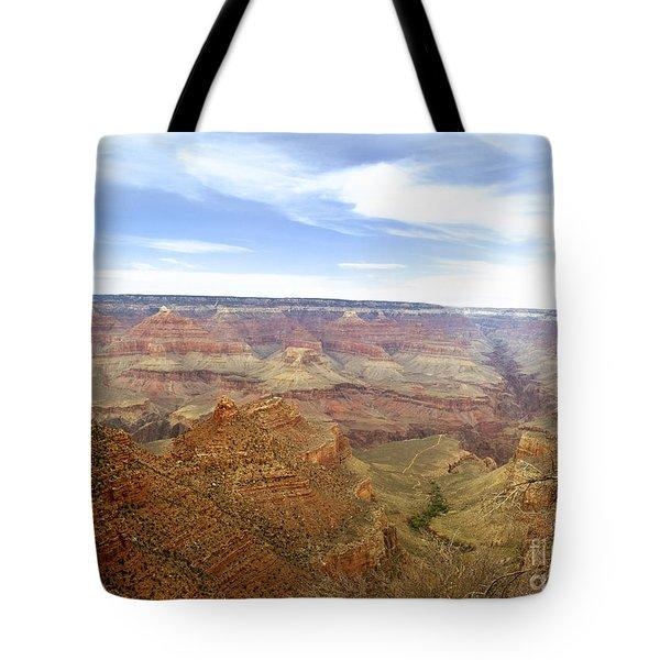 Grand Canyon  Tote Bag by Scott Pellegrin