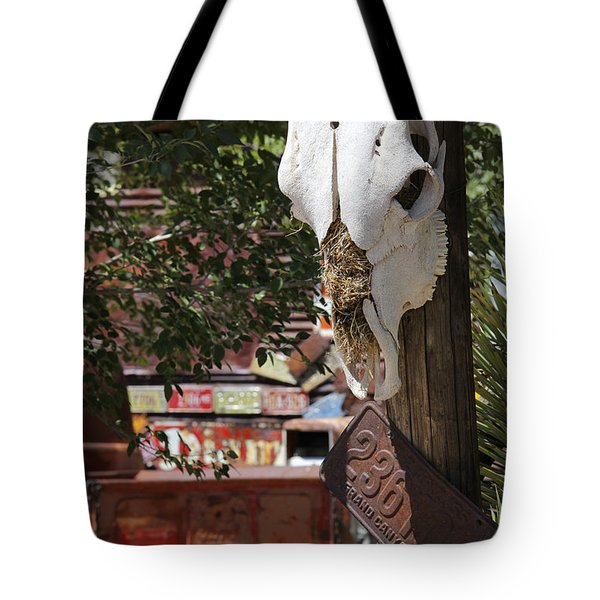 Grand Canyon State Tote Bag by Mike McGlothlen