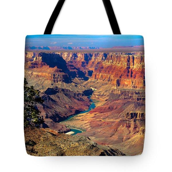 Grand Canyon Sunset Tote Bag by Robert Bales