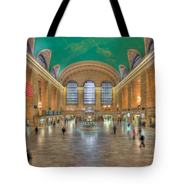Grand Central Terminal IIi Tote Bag by Clarence Holmes