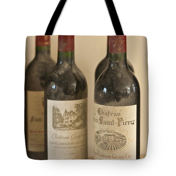 Grand Cru Tote Bag by Nomad Art And  Design