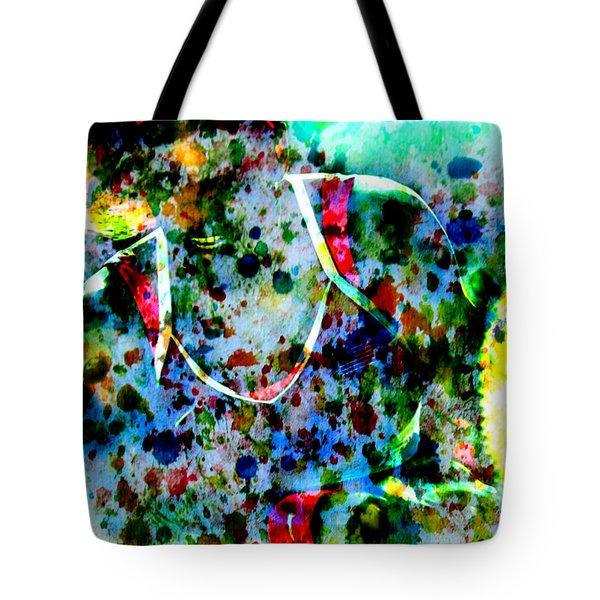 Grand Slam Tote Bag by BRIAN REAVES