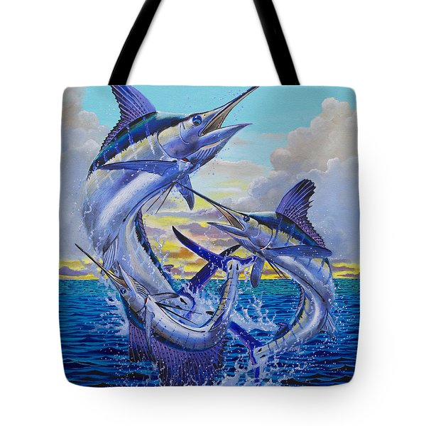 Grand Slam Off0016 Tote Bag by Carey Chen