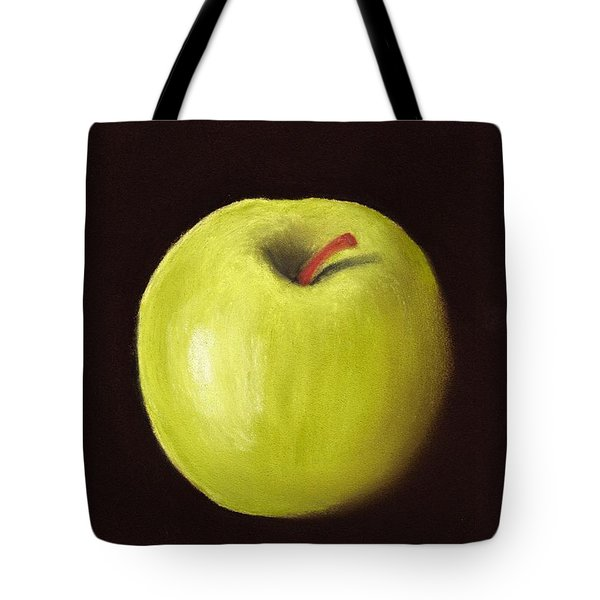 Granny Smith Apple Tote Bag by Anastasiya Malakhova