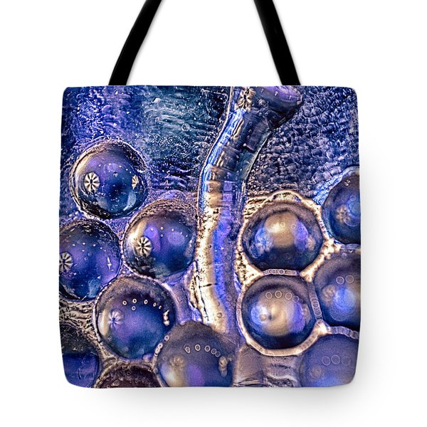 Grapes Of Glass Part 2 Tote Bag by Omaste Witkowski