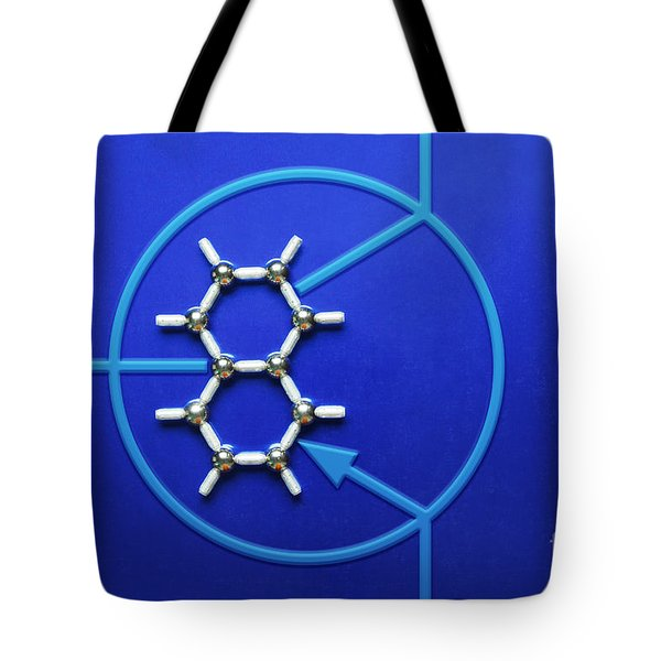 Graphene Transistor Tote Bag by GIPhotoStock