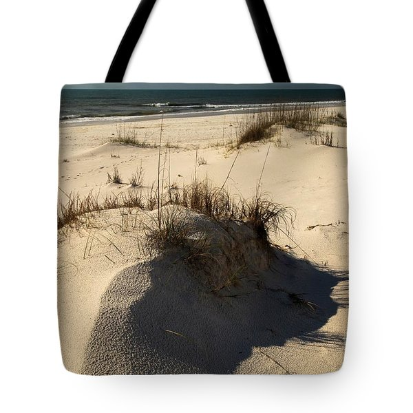 Grassy Dunes Tote Bag by Adam Jewell