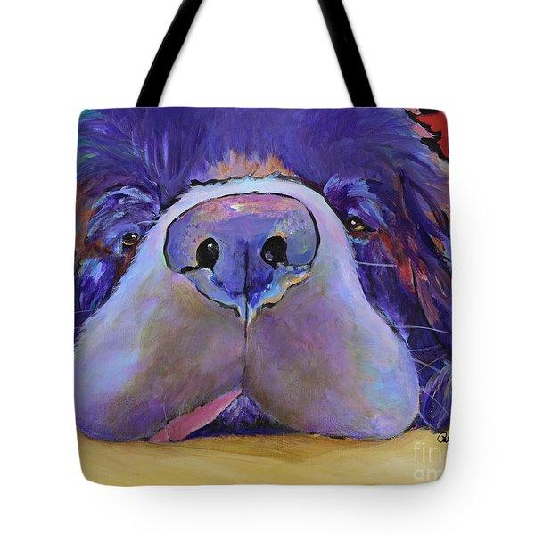 Graysea Tote Bag by Pat Saunders-White