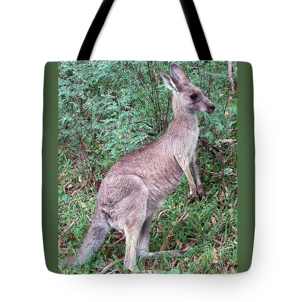 Grazing In The Grass Tote Bag by Ellen Henneke