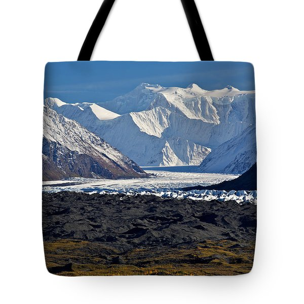 Great Wall Tote Bag by Ed Boudreau