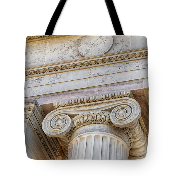 Greek Theatre 6 Tote Bag by Angelina Vick