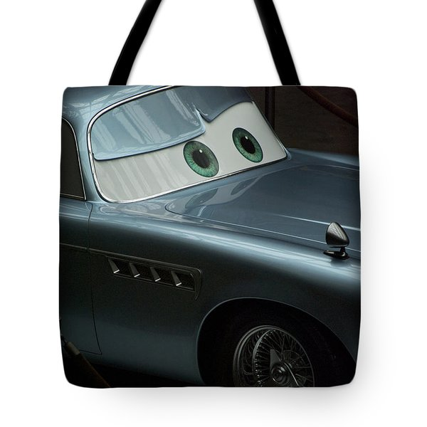 Green Eyed Finn Mcmissile Tote Bag by Thomas Woolworth