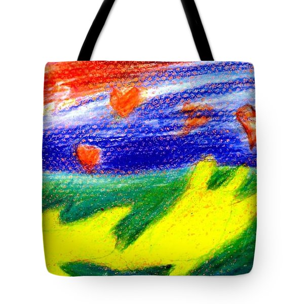 Green Sean Turtles Tote Bag by Genevieve Esson