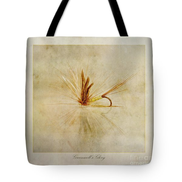 Greenwells Glory Tote Bag by John Edwards