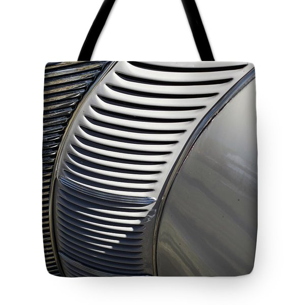 Grill Work Tote Bag by Joe Kozlowski