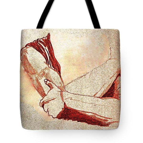 Grip By Jrr Tote Bag by First Star Art