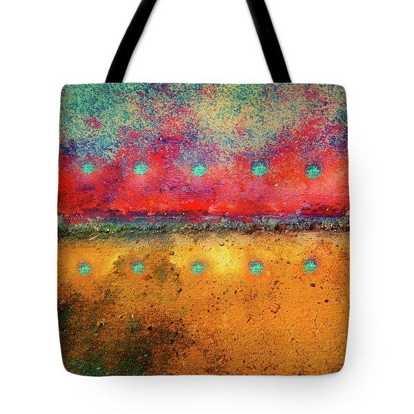 Grounded Tote Bag by Tara Turner