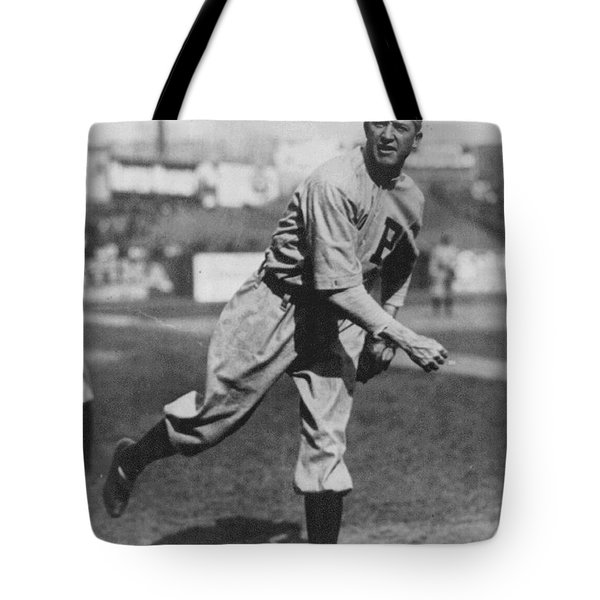Grover Cleveland Alexander 1915 Tote Bag by Unknown