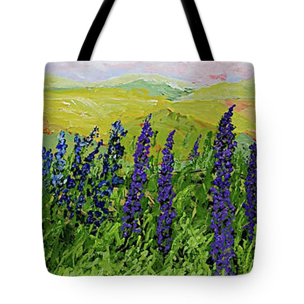 Growing Tall Tote Bag by Allan P Friedlander
