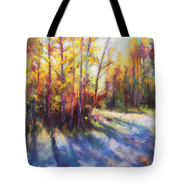 Growth Tote Bag by Talya Johnson