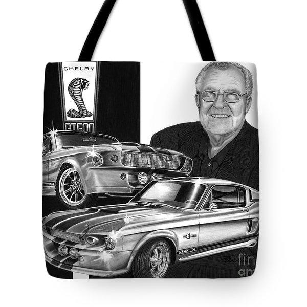 GT 500c Tote Bag by Peter Piatt
