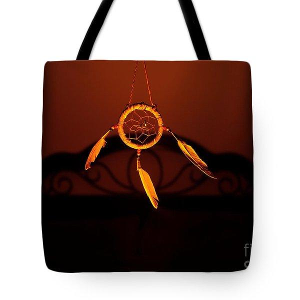 Guardian Tote Bag by Luke Moore