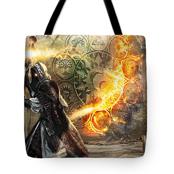 Guildscorn Ward Tote Bag by Ryan Barger