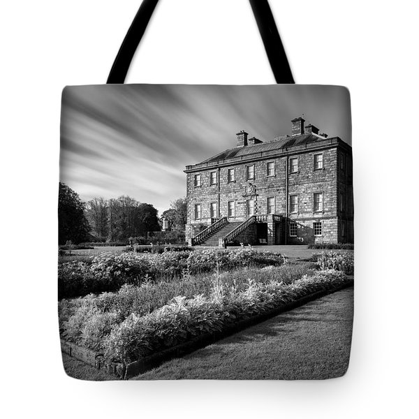 Haddo House Tote Bag by Dave Bowman