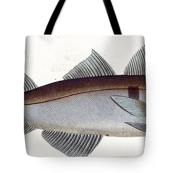 Haddock Tote Bag by Andreas Ludwig Kruger