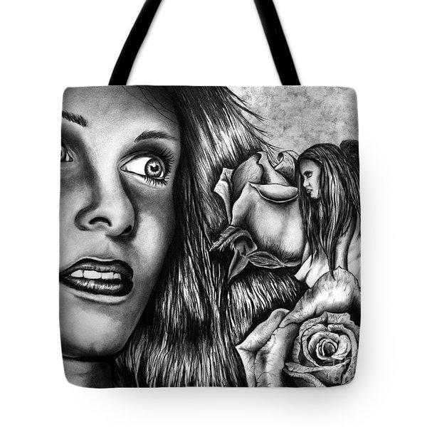 Haleys Apparition Tote Bag by Peter Piatt