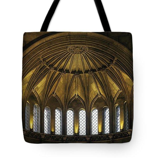 Half Dome Tote Bag by Lynn Palmer