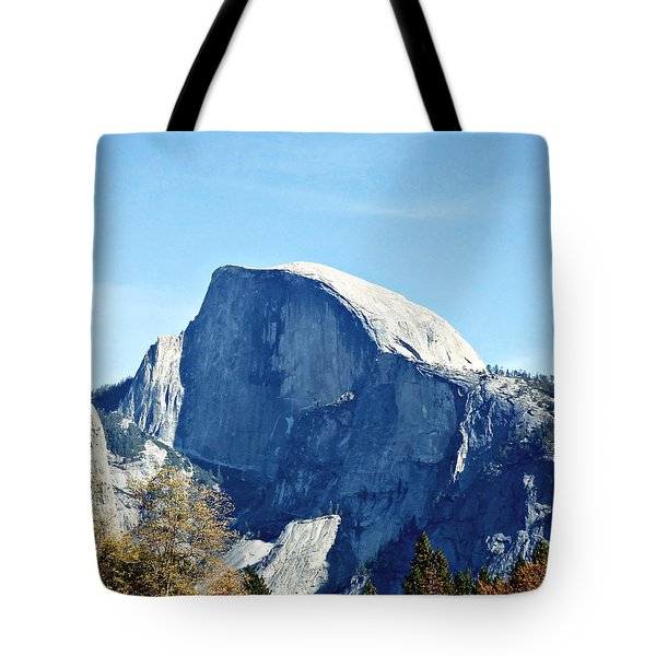 Half Dome Tote Bag by Richard Reeve