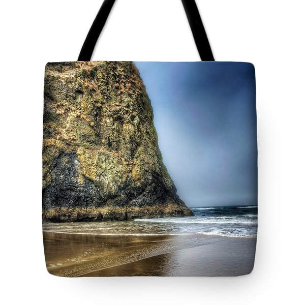 Half Stack Tote Bag by Spencer McDonald