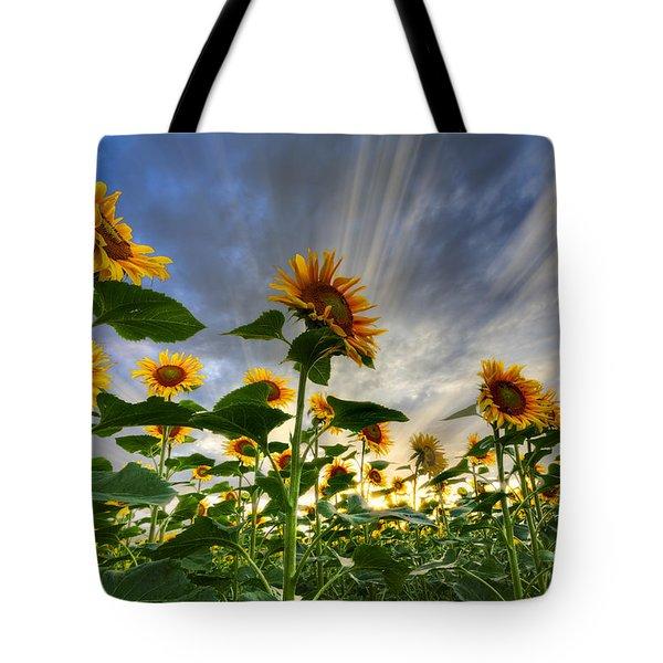 Halleluia Tote Bag by Debra and Dave Vanderlaan