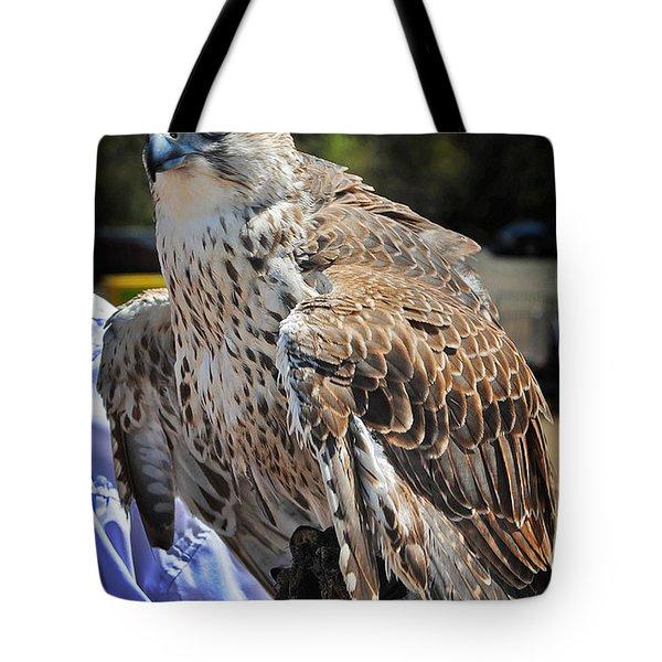 Handler Tote Bag by Skip Willits