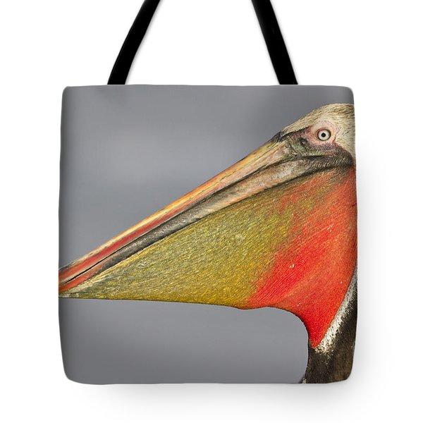 Handsome In Red Tote Bag by Bryan Keil
