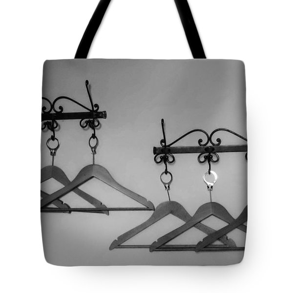 Hangers Tote Bag by Dany Lison