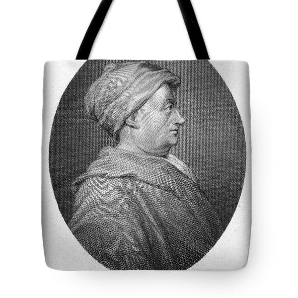 Hans Sloane (1660-1753) Tote Bag by Granger