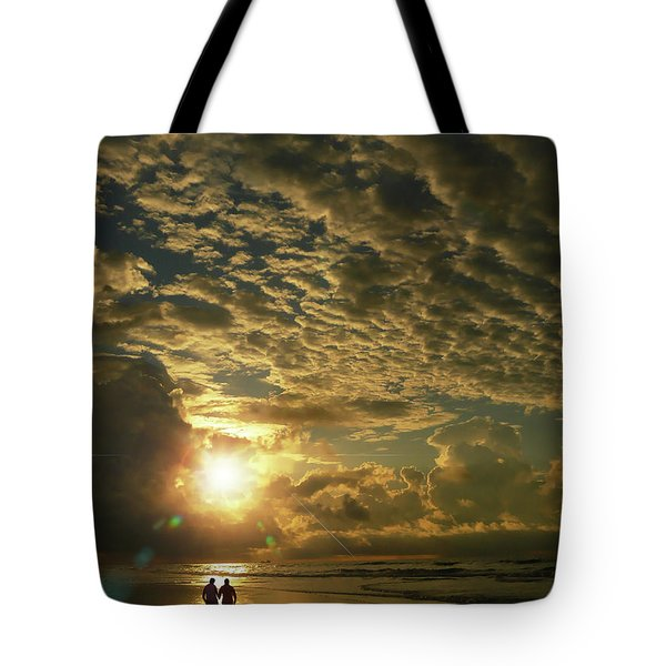 Happily Ever After Tote Bag by Jeff Breiman