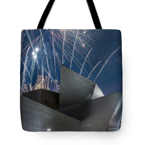 Happy Fourth Tote Bag by Juli Scalzi