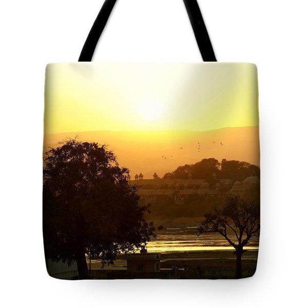 Happy Hour Tote Bag by A Rey