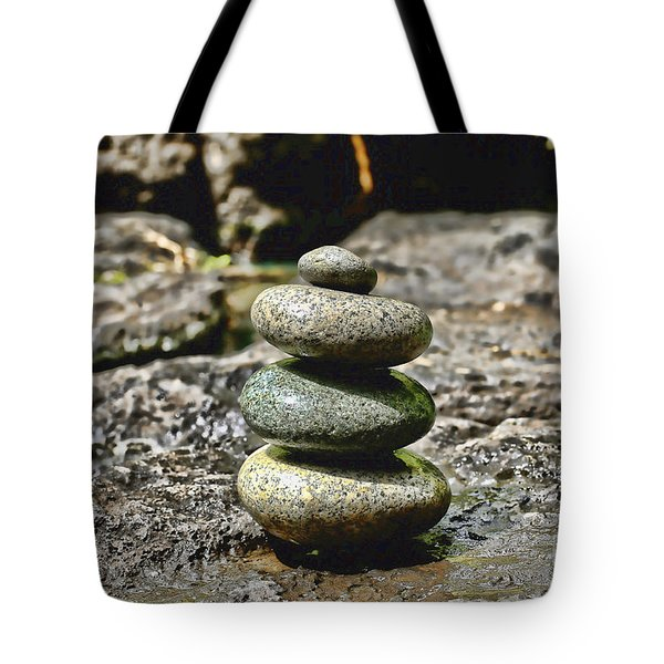 Harmony Tote Bag by Cheryl Young