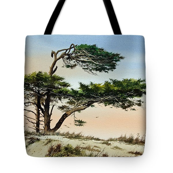 Harmony Of Nature Tote Bag by James Williamson