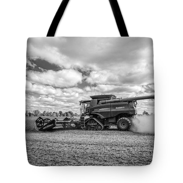 Harvest Time Tote Bag by Dale Kincaid