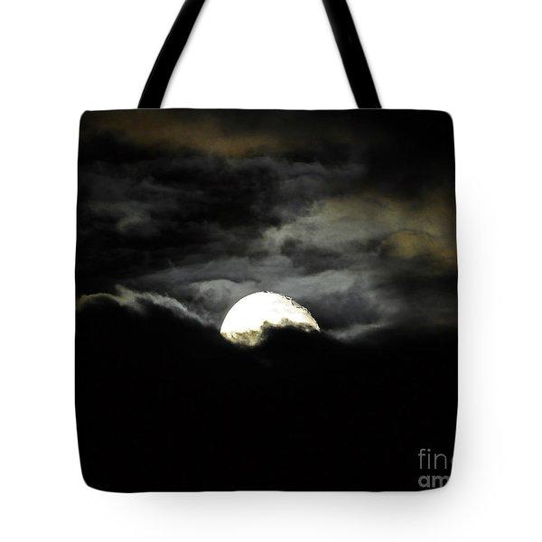 Haunting Horizon 02 Tote Bag by Al Powell Photography USA